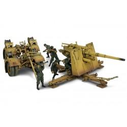 Германия, Зенитное орудие 88 mm Flak 1943 1:32