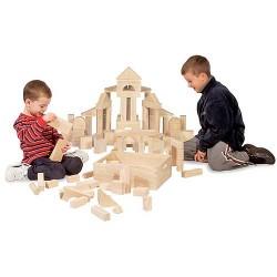 Набор деревянных блоков