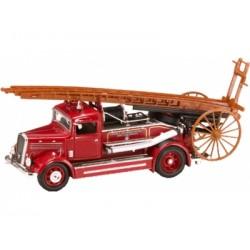 1921 пожарная машина Деннис N Тайп 1/43