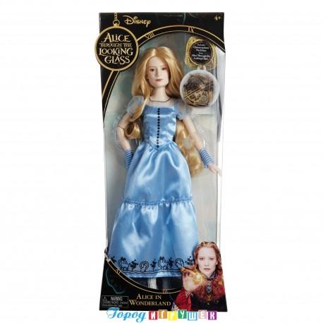Базовая кукла Алиса в стране чудес, 10.5``( в Голубом)