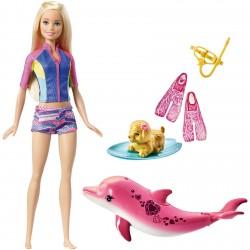 Barbie® Главная кукла из серии «Морские приключения»
