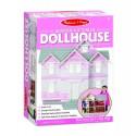 Викторианский дом для кукол