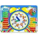 Развивающая игрушка «Часы»