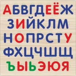 Алфавит русский «Звуки и буквы»