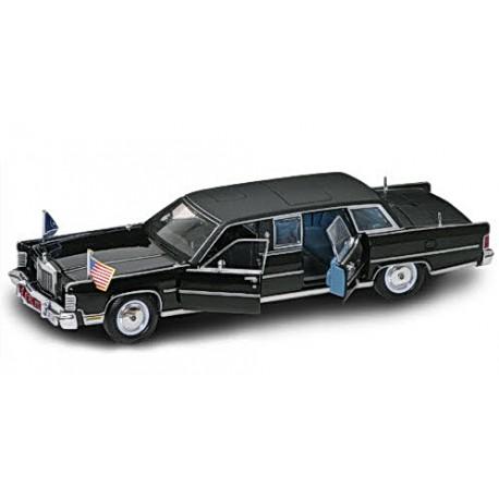 1961 Линкольн Х-100 Президентский лимузин Кеннеди 1/24